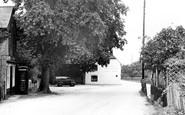 Bredhurst, The Village c.1955