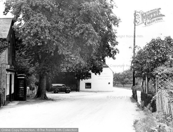 Photo of Bredhurst, the Village c1955