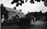 Bredon, A Quaint Lane c.1950