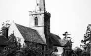 Bredon, Church Of St Giles c.1965