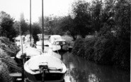 Bredon, The River c.1965