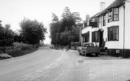 Bredon, The Royal Oak c.1955