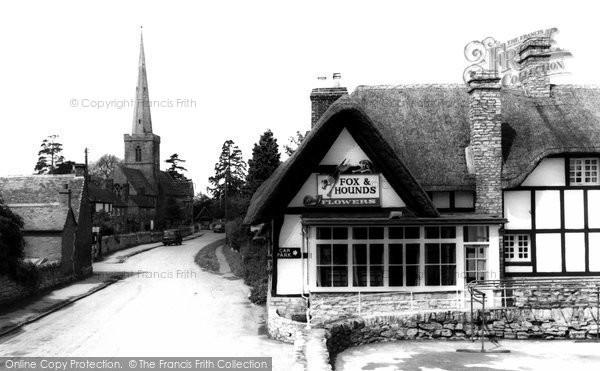 Bredon, The Village c.1955