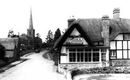 Bredon, The Village c.1955