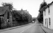 Bredon, The Village c.1966