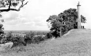 Bremhill, Maud Heath Monument c.1960