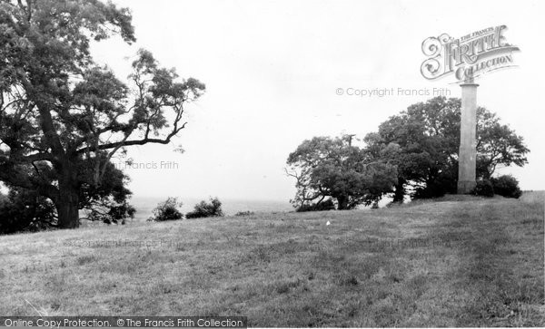 Bremhill, The Maud Heath Monument c.1960
