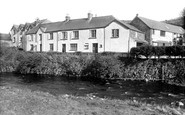 Brendon, Stag Hunters Inn c.1955