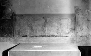 Brent Eleigh, Parish Church, Reredos c.1960