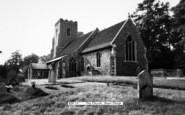 Brent Eleigh, The Church c.1960