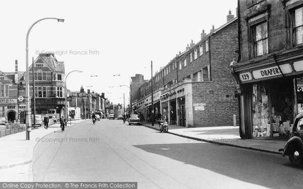 Brentford, High Street 1961