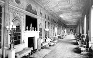 Brentford, The Long Gallery, Syon House c.1960