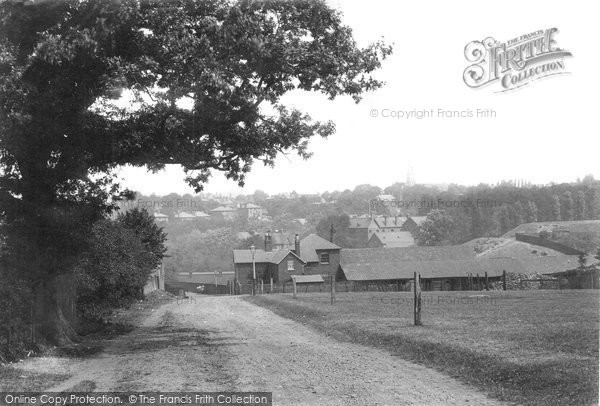 Brentwood, 1895