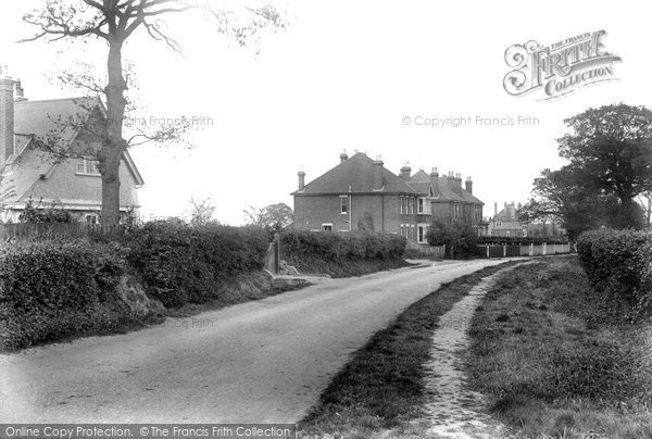 Brentwood, Barrack Road 1906