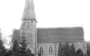 Brentwood, Bentley Church 1896