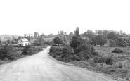 Brentwood, Childerditch Common c.1955