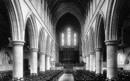 Brentwood, Church Of St Thomas The Martyr, Interior 1895