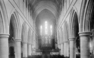 Brentwood, Church Of St Thomas The Martyr, Interior 1896