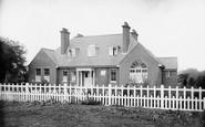 Brentwood, Cottage Hospital 1896