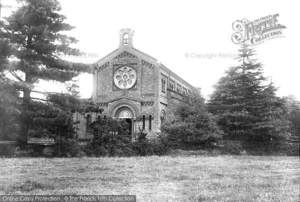 Brentwood, Garrison Church 1897