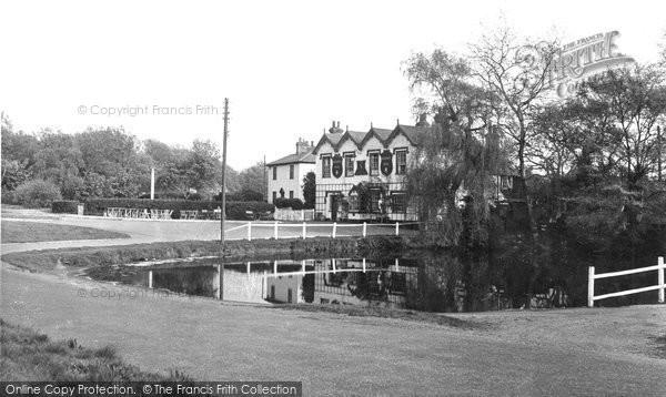 Photo of Brentwood, Headley Common c1955