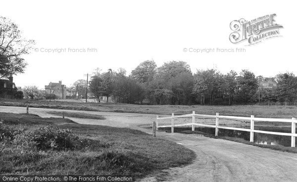 Brentwood, Headley Common c.1955