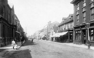 Brentwood, High Street 1895