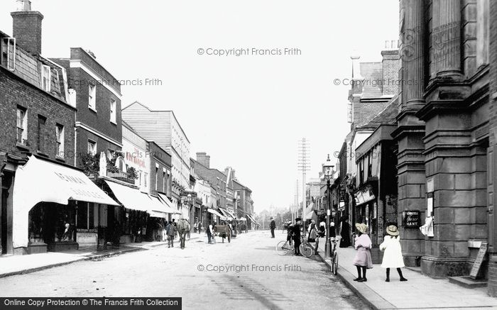 Brentwood, High Street 1903