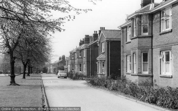 Brentwood, Highwood Hospital c.1965