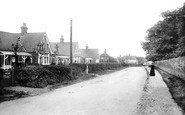 Brentwood, Ingrave Road, the Bungalows 1906
