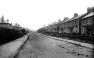 Brentwood, Ongar Road 1904