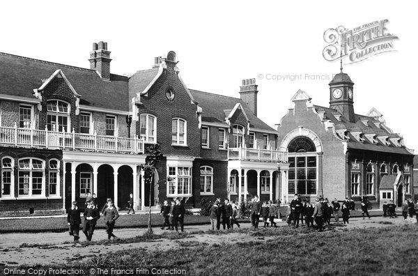 Brentwood, Poplar Training School, Hutton 1909