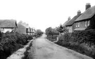 Brentwood, Priests Lane 1906