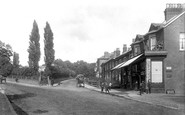 Brentwood, Queen's Road 1896