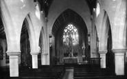 Brentwood, Roman Catholic Church Interior 1896