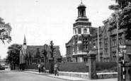 Brentwood, School c.1955
