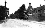 Brentwood, The Grammar School 1910