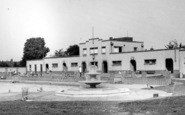 Brentwood, The Swimming Pool c.1955