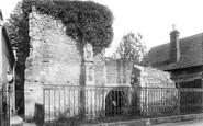 Brentwood, Thomas A' Becket Chapel 1903