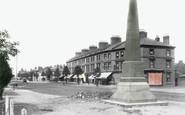 Brentwood, W Hunter's Memorial 1895