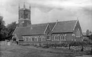 Brentwood, Warley Church 1896