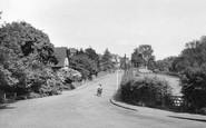 Brentwood, Weald Road c.1955