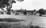 Brewood, View From Tinkers Lane c.1965