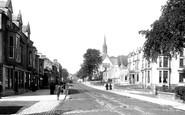 Bridge Of Allan, Henderson Street 1899