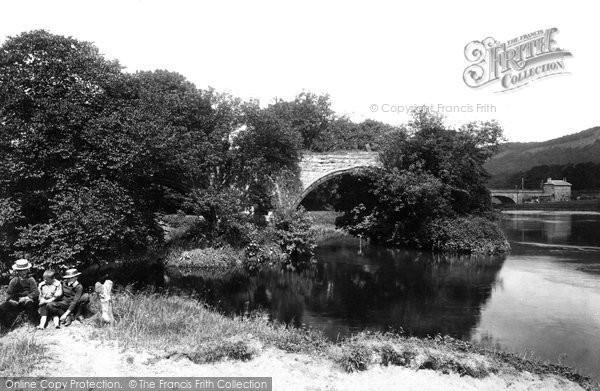 Bridge Of Earn, Auld Brig O' Earn 1899