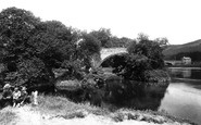 Bridge Of Earn, Auld Brig O' Earn 1899