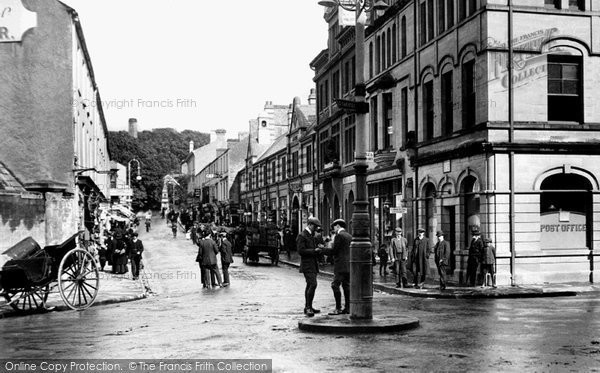 Bridgend, Caroline Street 1910