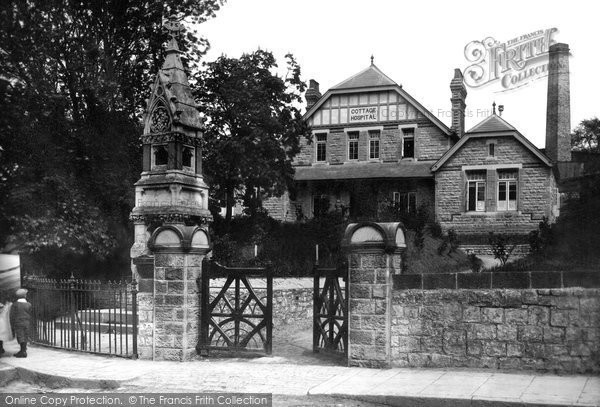 Bridgend, Cottage Hospital 1898