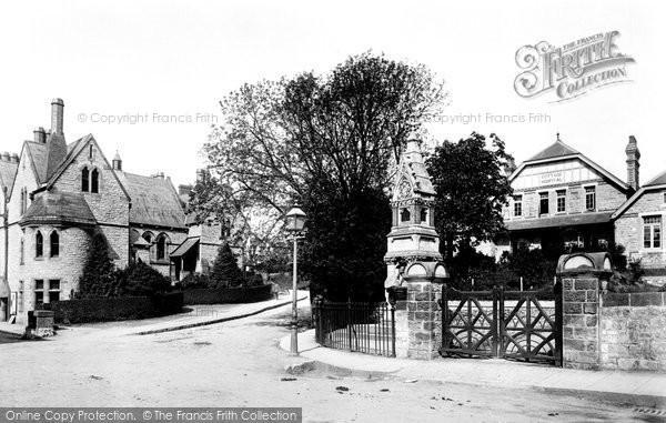 Bridgend, Cottage Hospital 1899