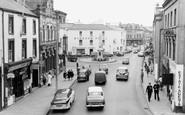 Bridgend, Dunraven Place 1960